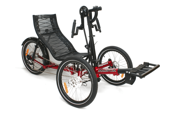 GS Magnum Hand Cycle