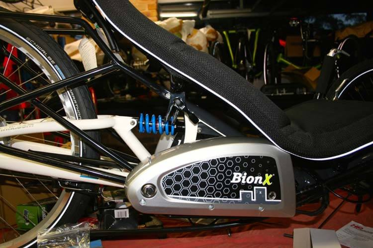 other side view of Bionx motor