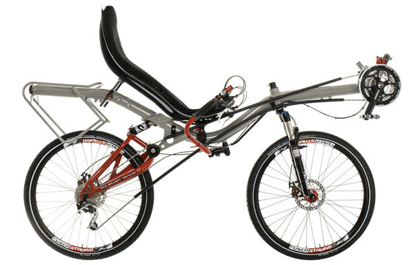 Azub Bikes Recumbent Amp Specialised Cycling