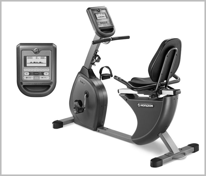 Horizon Fitness RC-30 Recumbent Exercise Bike