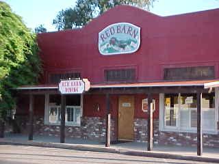 Brothers Restaurant at the Red Barn, Santa Ynez, California