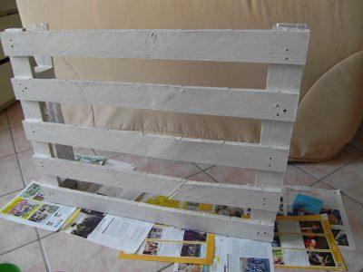 comment recycler une palette en jardin d 39 int rieur. Black Bedroom Furniture Sets. Home Design Ideas