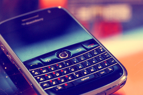 10 trucchi per il Blackberry