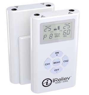 5 iReliev TENS and EMS Combination Unit