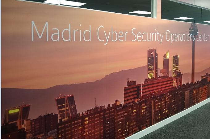 Centro de Operaciones de Ciberseguridad de Madrid (Cyber SOC) de BT