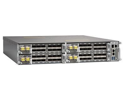 Plataforma Cisco NCS 1004 probada sobre MAREA.