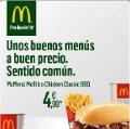 McDonald's invitó a 3.600 personas para comunicar sus nuevos menús