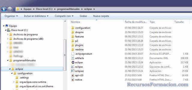 InstalacionProgramas manuales