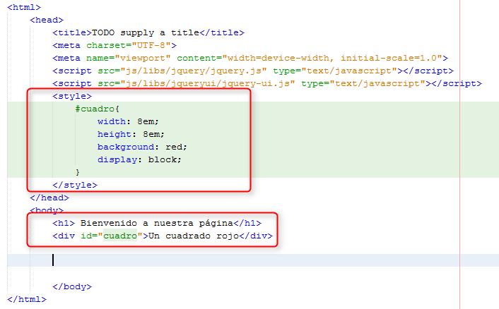Trabajando con Netbeans. HTML5, CSS3, y JavascriptRecursos para ...