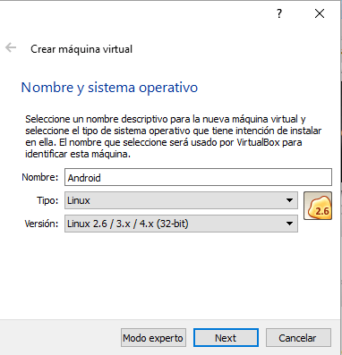 Instalando Android en un PC