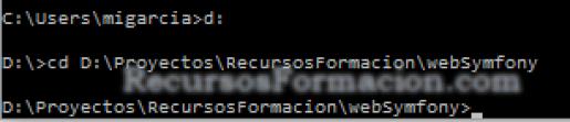 arrancando servidor web