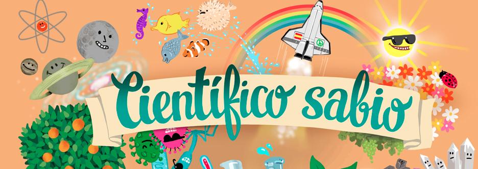 ¿Eres un científico sabio? Un juego creado para despertar el interés de los más pequeños