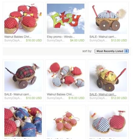 walnut crafts