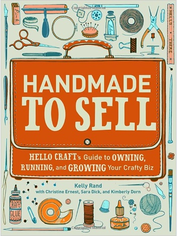 Review handmade to sell hello craft s guide to owning for Recycled crafts to sell