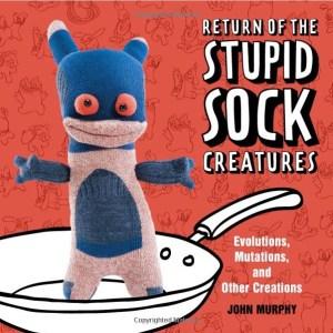 return of the stupid sock creature book