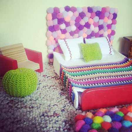 How To Make All Sorts Of Recycled Doll House Furniture