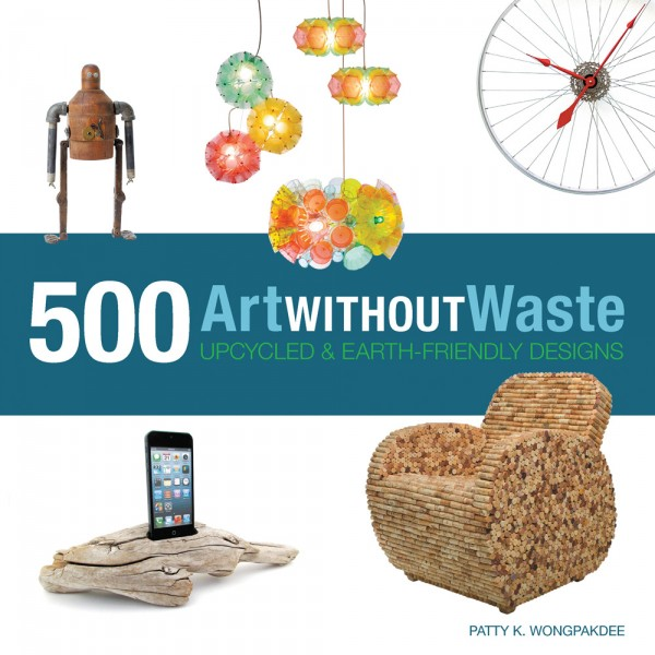 art without waste book
