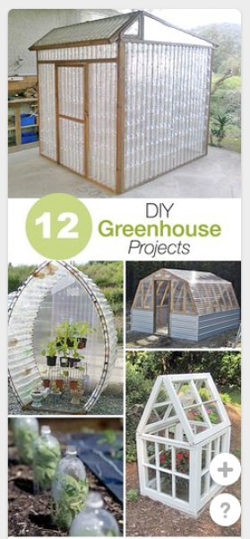 how to make greenhouses