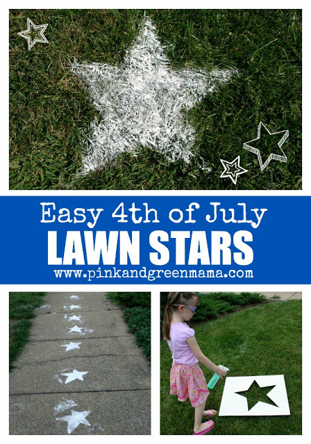 EASY Lawn STARS Pinterest button