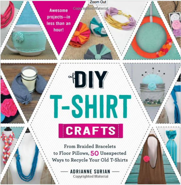 Giveaway Diy T Shirt Crafts Recycled Crafts