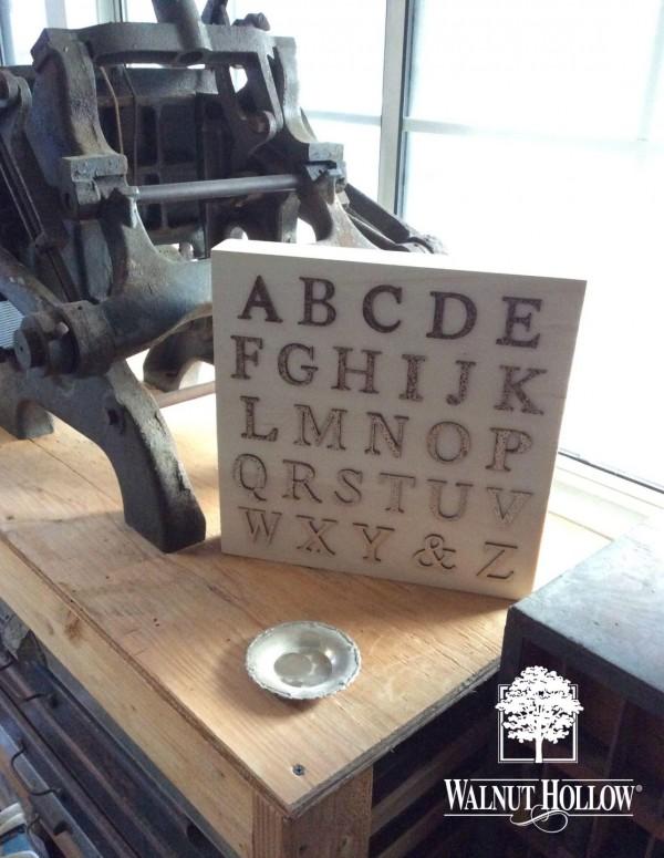 wood-burned-ombre-alphabet-art