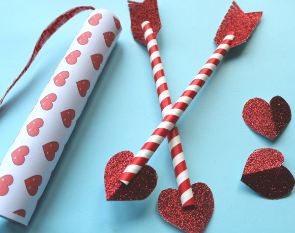 how+to+make+valentines+arrow+craft