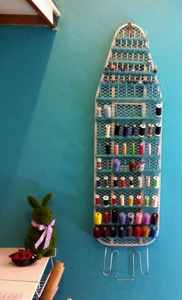 ironingboard-to-craft-storage