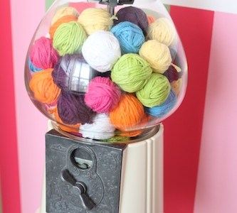 Fun idea for yarn display