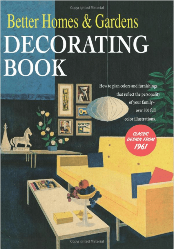 Giveaway: Better Homes and Gardens Decorating Book