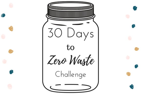 Happy New Year! 30 Days to Zero Waste