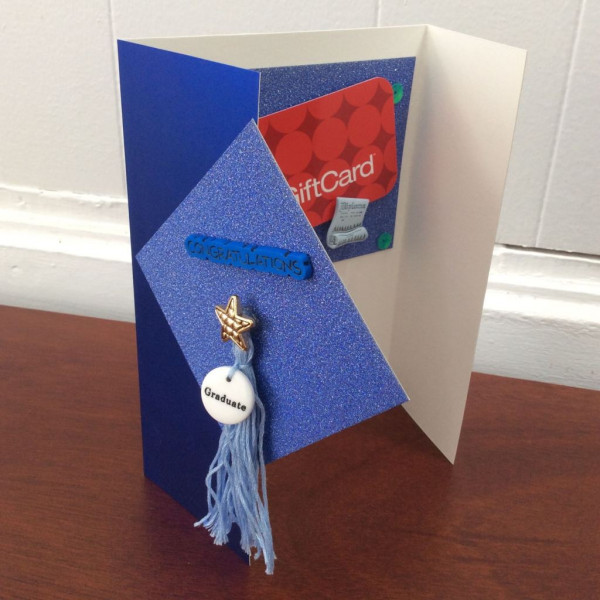 how to make a graduation cap card recycled crafts