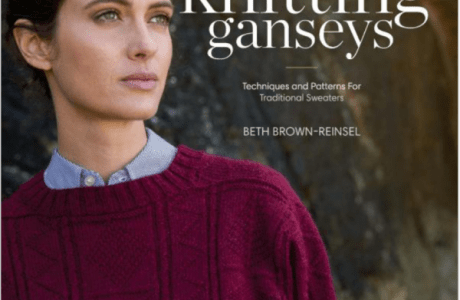 Giveaway-Knitting Ganseys, Revised and Updated: Techniques and Patterns for Traditional Sweaters