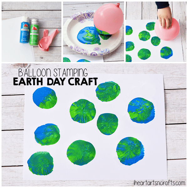 Paint the Earth for Earth Day