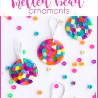 How to melt pony beads in silicone molds