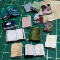 How to make adorable miniature books out of recycled magazines