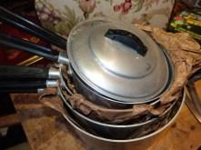 Swan Brand pans