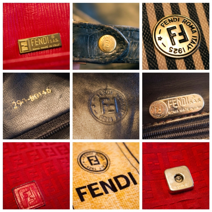ac85eb97ea117 3 Tips to Authenticating Vintage Fendi Bags