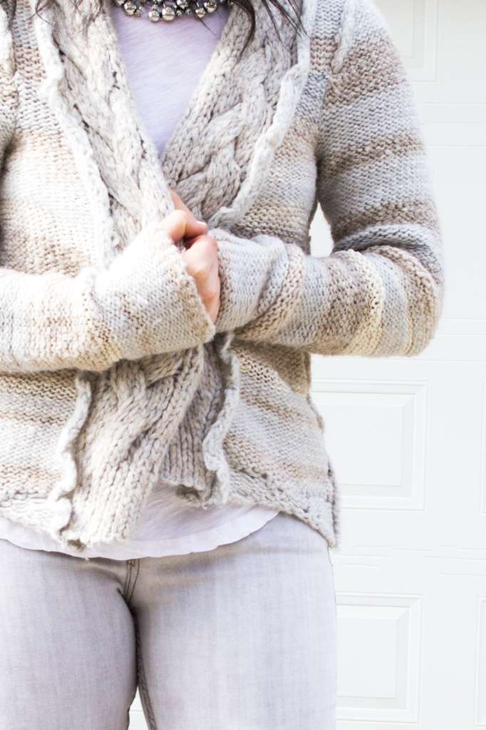 Cozy Neutrals and Dealing with Poshmark Negativity