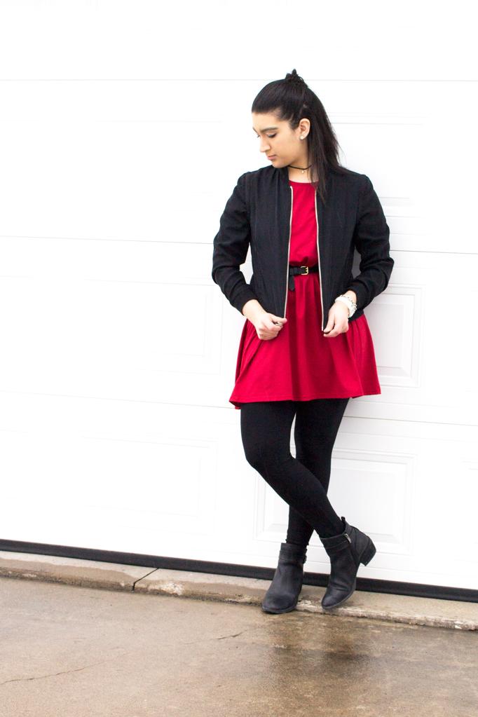 SheIn: My Little Red Dress & Coachella 2017 Giveaway