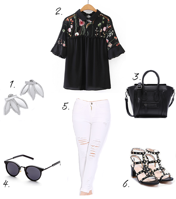 Spring Inspiration with SheIn...