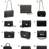 Chanel Inspired Bags for Less