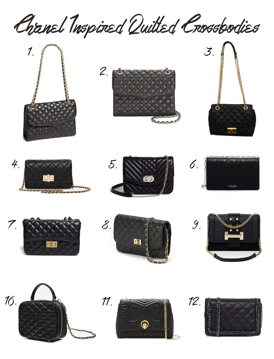 fb3c1c71d80a Chanel Inspired Bags for Less | Recycled Roses