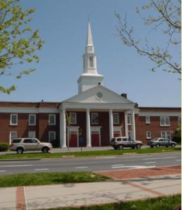 Marvin Memorial Methodist Church