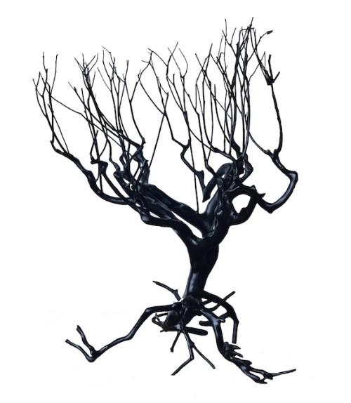 DECORATIVE TEA TREE BRANCH
