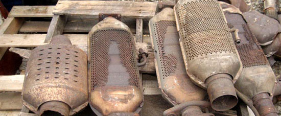 Birmingham Recycle USA, Inc. paying top dollar for your scrap Catalytic Converters.