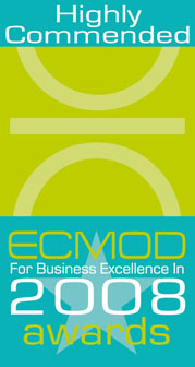 ECMOD Highly Commended 2008