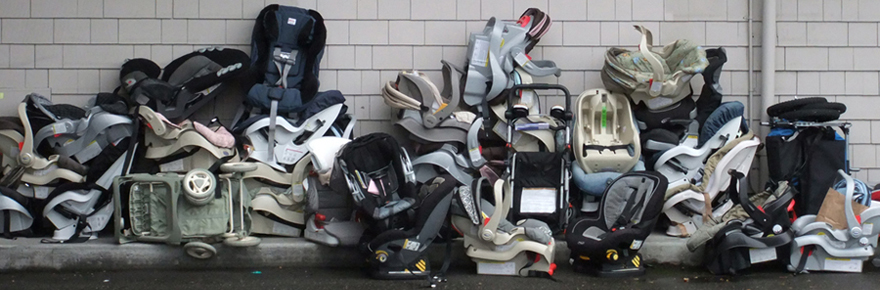Recycle Your Car Seat