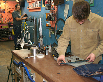 3 Hour Bike Repair Class