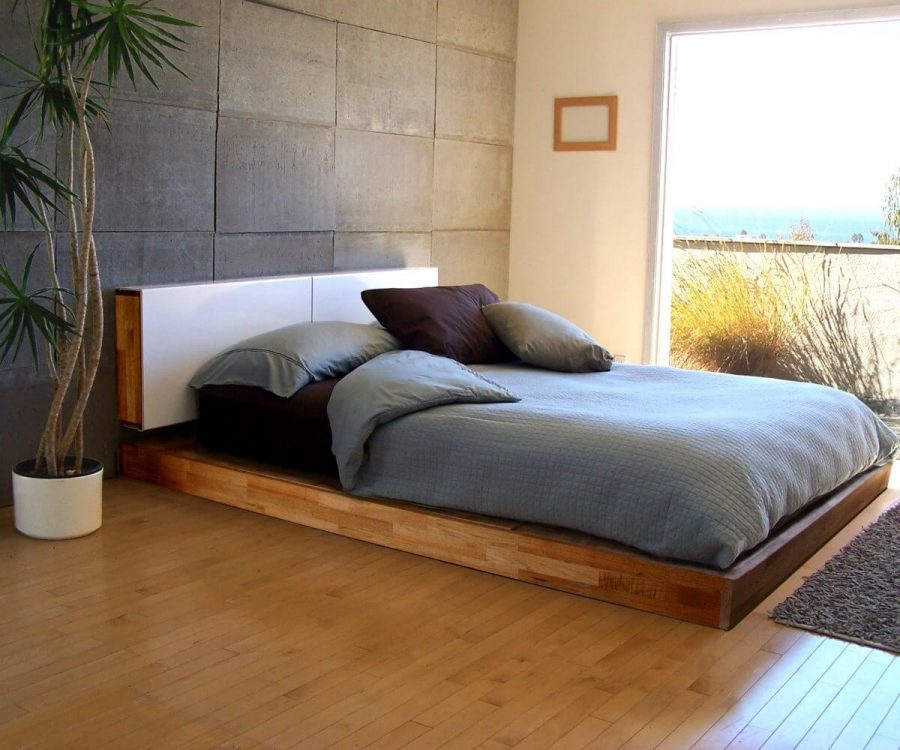 35 Diy Bed Frame Easy To Upgrade Your Home Recyden