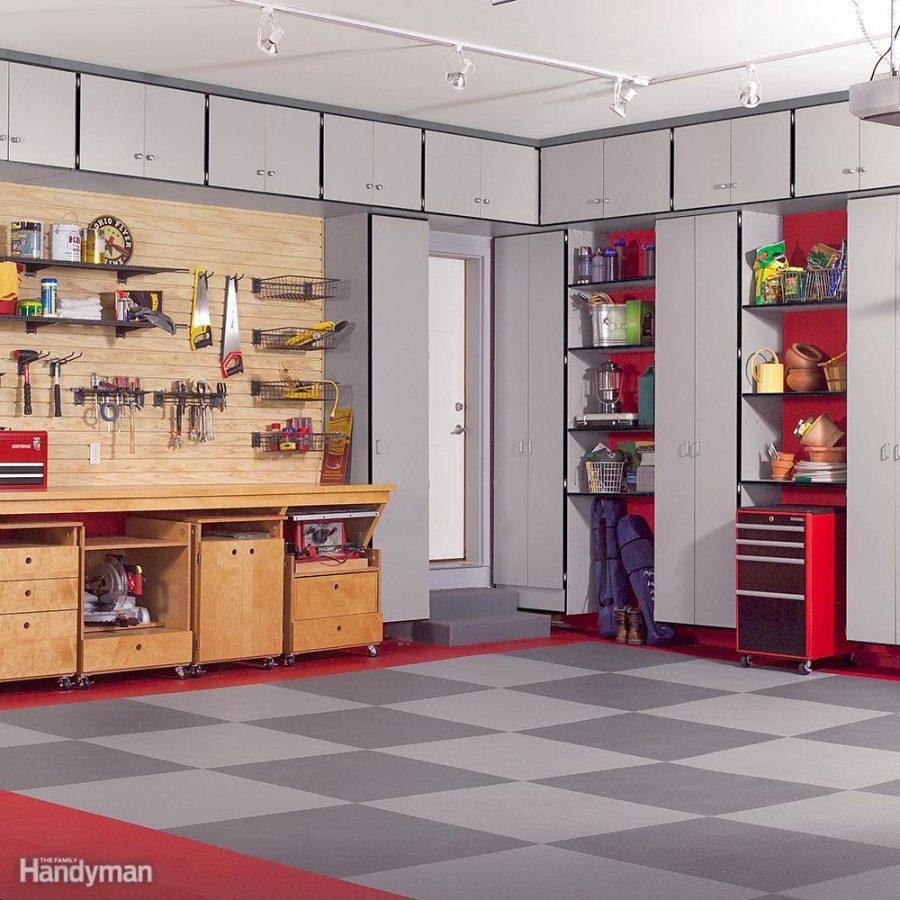 how to organize garage tool ideas | √35+ DIY Garage Shelves Modern Builds on Budget | recyden